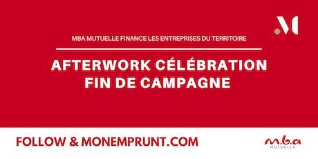 Afterwork MBA Mutuelle x myOptions billets