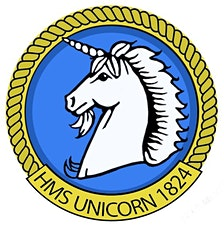HMS Unicorn logo