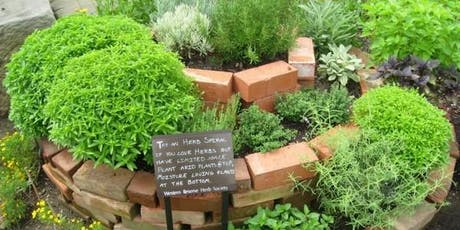 Build An Organic Herb Spiral For Your Florida Garden tickets