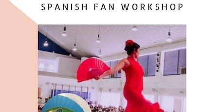 Spanish Fan for Dancers tickets