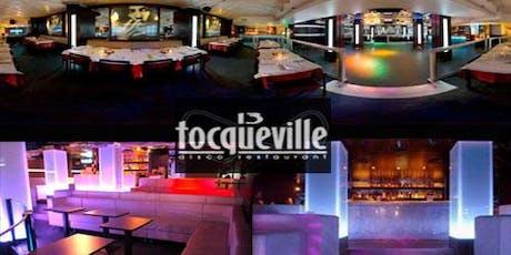 Tocqueville - Discoteca - Funzies - Milano biglietti