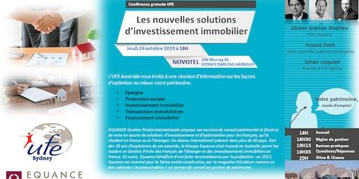 Les solutions pour optimiser  l'investissement immobilier en France