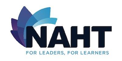 Leadership Seminar with NAHT President, Judy Shaw, & Director of NAHT Edge, James Bowen