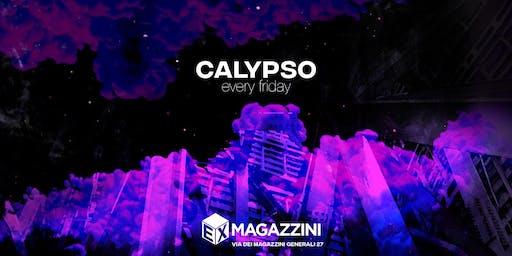 Calypso ~ Every Friday Party at Ex Magazzini