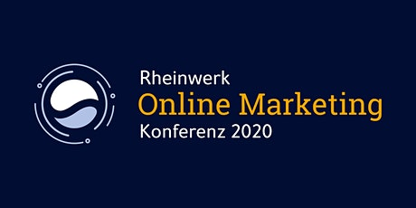 Rheinwerk Online-Marketing-Konferenz Tickets