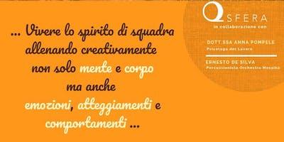 Team working: vivere lo spirito di squadra! - corso GRATUITO