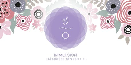 Stage Immersion Linguistique Sensorielle - The Zénith billets