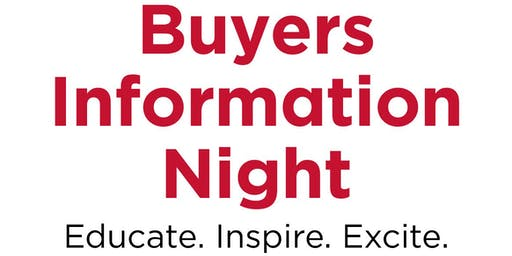 Buyers Information Night