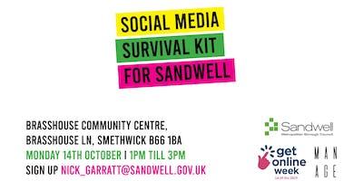 Social Media Survival Kit for Sandwell