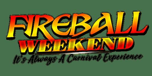 FIREBALL WEEKEND - 3 Events - USVI Carnival Weekend 2020