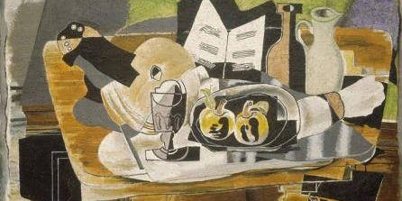 CUBISM: Space and Still Life
