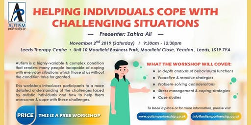 Helping Individuals Cope with Challenging Situations