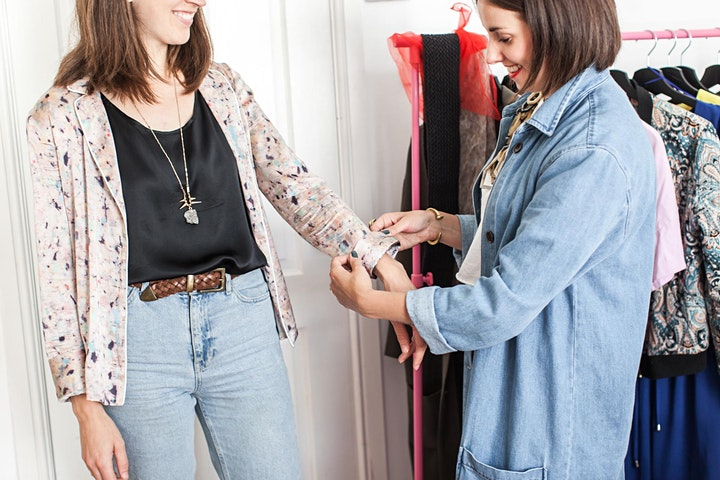 Online Styling Masterclass : How to be a successful Stylist image
