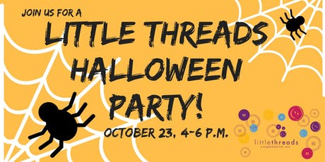 Little Threads Halloween Party for Babies & Kids! tickets