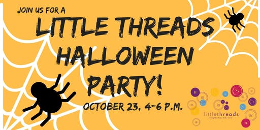 Little Threads Halloween Party for Babies & Kids!