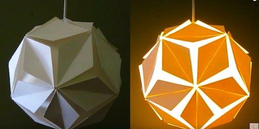 Paper Pendant Lanterns