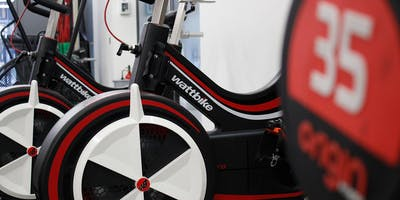 Wattbike Indoor Cycling HIIT Sesion