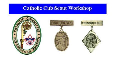 Cub Workshop 12-14-19 tickets