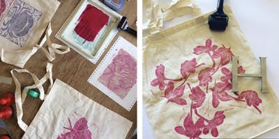 Block Printing Workshop with Hannah Turlington
