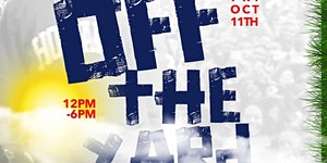HU Off The Yard Day Party Howard Homecoming