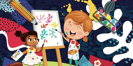 Little Creatives at Mansfield Central Library, 11.45am tickets