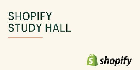 Shopify Study Hall Stockholm biljetter