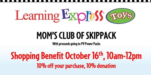Mom's Club of Skippack - PV Power Pack Benefit