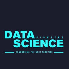 Data Science Pioneers - Conquering The Next Frontier logo