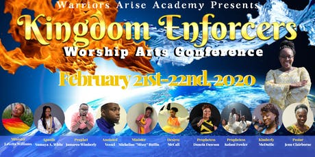 Kingdom Enforcers Worship Arts Conference tickets