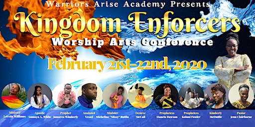Kingdom Enforcers Worship Arts Conference