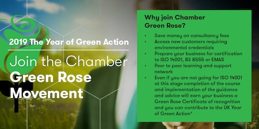 Green Rose Session 1 - Blackpool