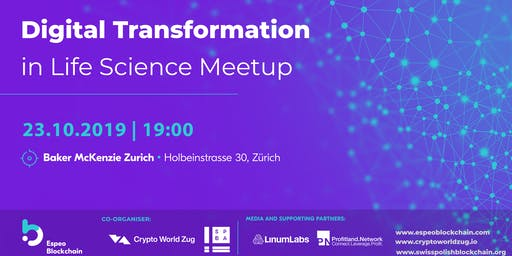 Digital transformation in life science