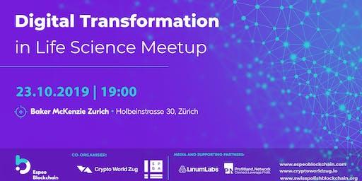Digital transformation in life science