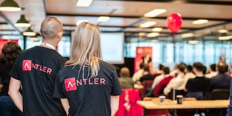 Antler After Work: Meet the team tickets