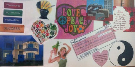Vision Board Workshop - Design Your Success in 2020! tickets