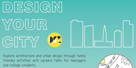 Design Your City tickets