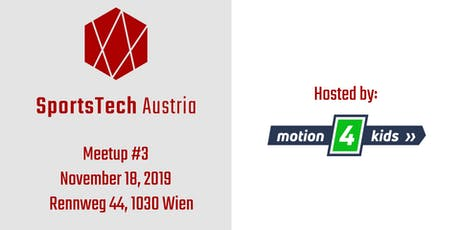 SportsTech Austria Meetup #3 Tickets