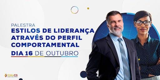 [BRASÍLIA/DF - Palestra Gratuita] Estilo de liderança através do perfil 16/10/2019
