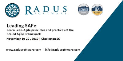 Leading SAFE 4.6 with SA Certification - Charleston SC