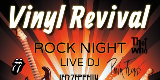 Rock On Vinyl @ Fletchers - ft. Vinyl Revival FREE EVENT