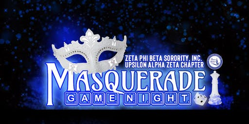 Masquerade Game Night