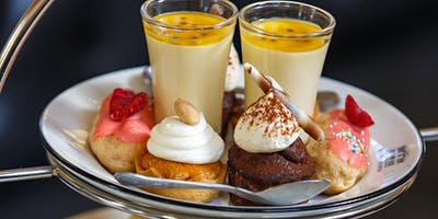 The Sunday Morning Bake Off - A Takeaway Afternoon Tea for Four