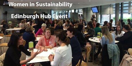 WINS Edinburgh November event  - Women in Sustainability tickets