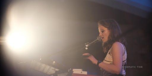 Hannah McPhillimy at Origin