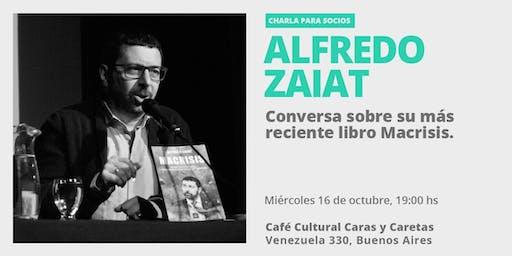 Soci@s  P 12: Alfredo Zaiat
