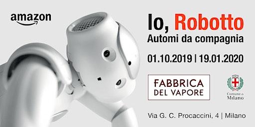 Colosso di Robot: storie, sogni, avventure