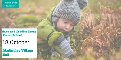 Baby and Toddler Group - Forest School