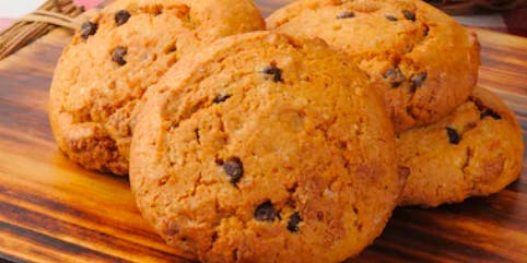 Pumpkin Chocolate Chips