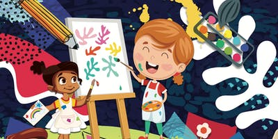 Little Creatives at Mansfield Central Library, 11.45am