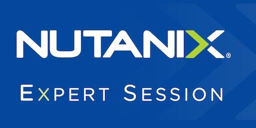 Nutanix Expert Session - Ottobre 2019 - Roma